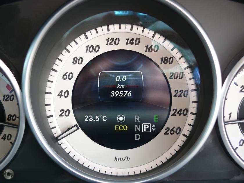 2014 Mercedes-Benz E 250 CDI Sedan