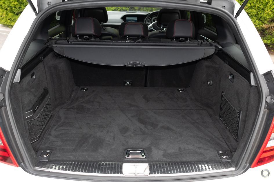 2012 Mercedes-Benz C 250 BLUEEFFICIENCY AVANTGARDE Estate