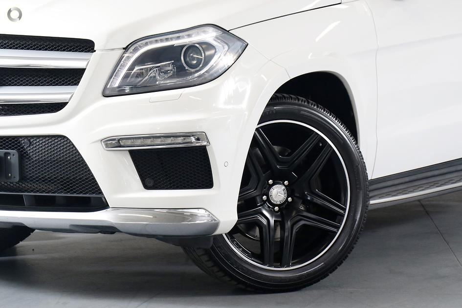 2015 Mercedes-Benz GL 350 Suv