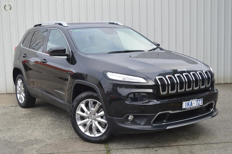 2014 Jeep Cherokee Limited KL