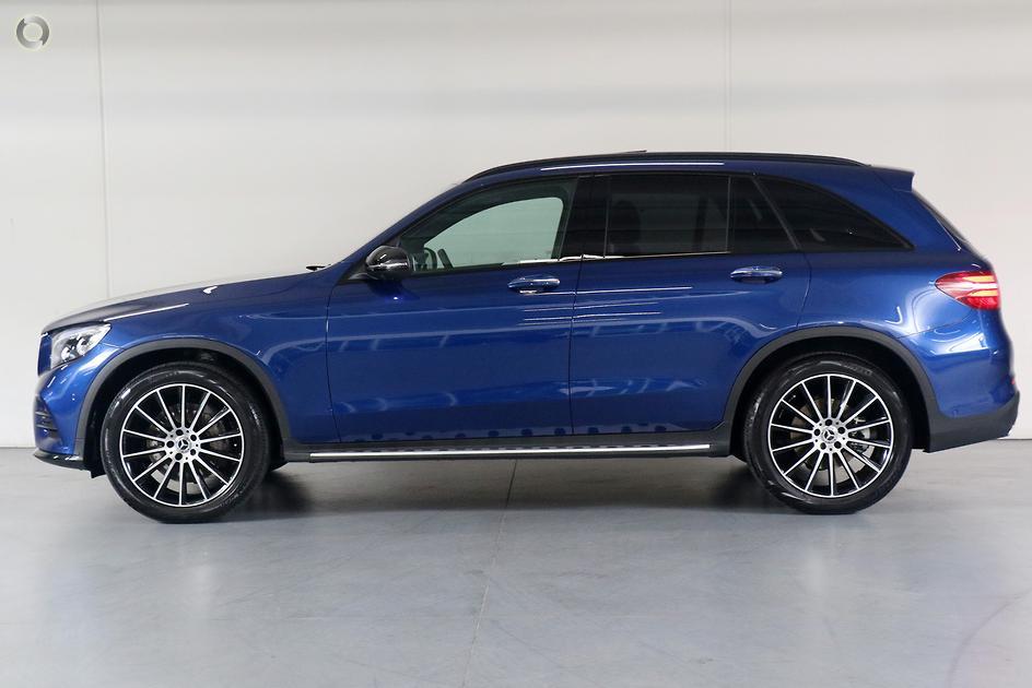 2019 Mercedes-Benz GLC-CLASS Wagon