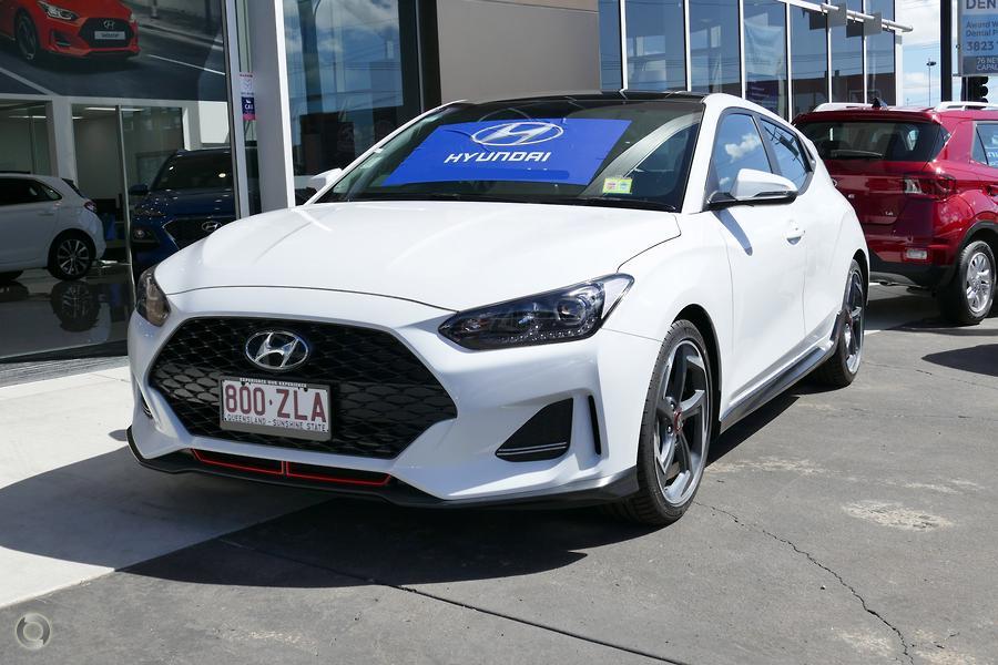 2020 Hyundai Veloster Turbo Premium JS