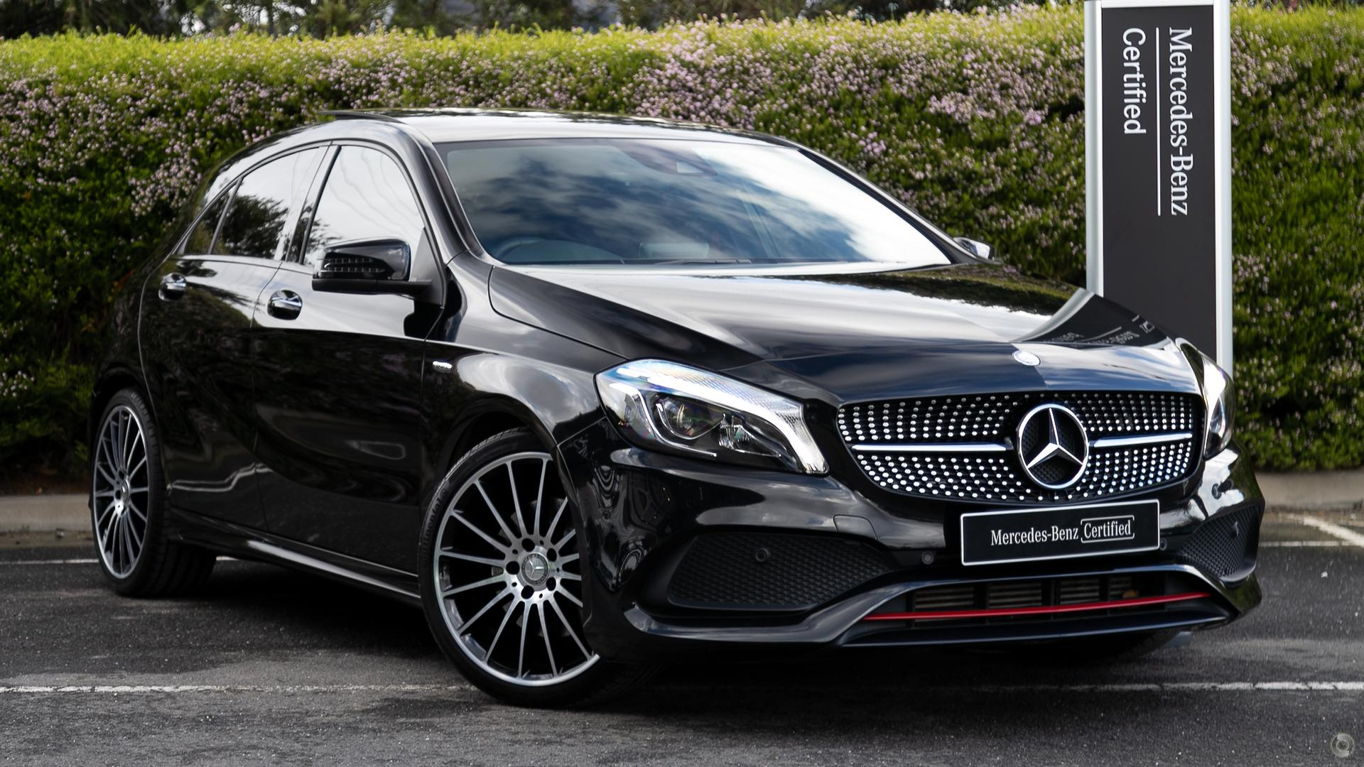 2016 Mercedes-Benz A-CLASS Hatch