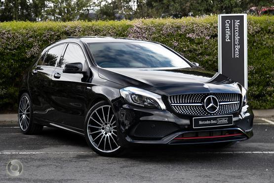 2016 Mercedes-Benz <br>A-CLASS