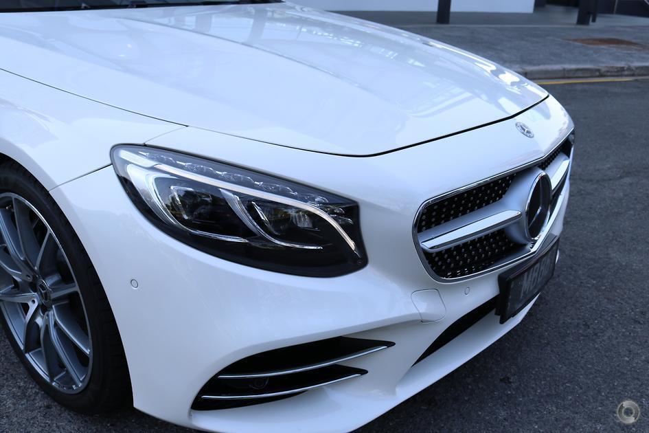 2018 Mercedes-Benz S 560 Sedan