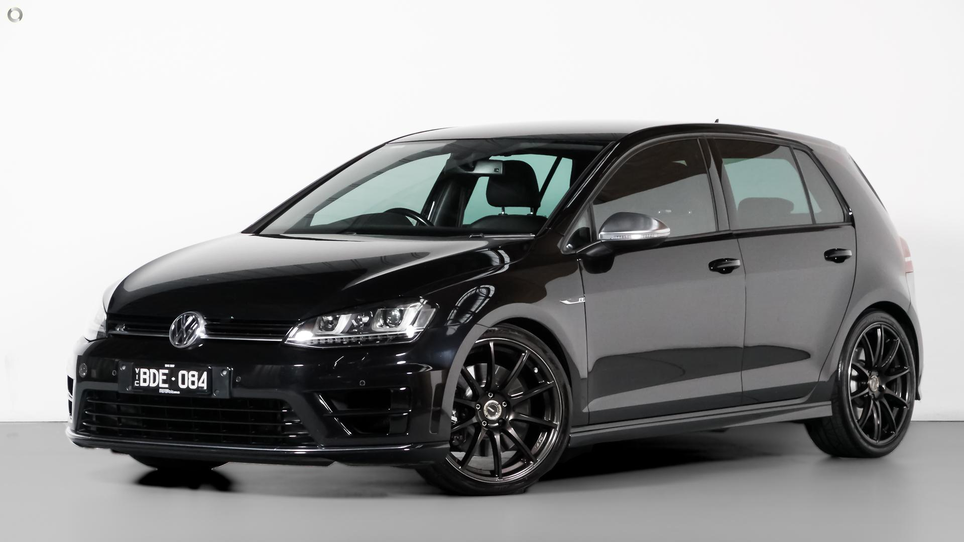 2016 Volkswagen Golf R 7