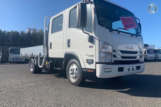 2020 Isuzu NNR 45 150 AMT Traypack