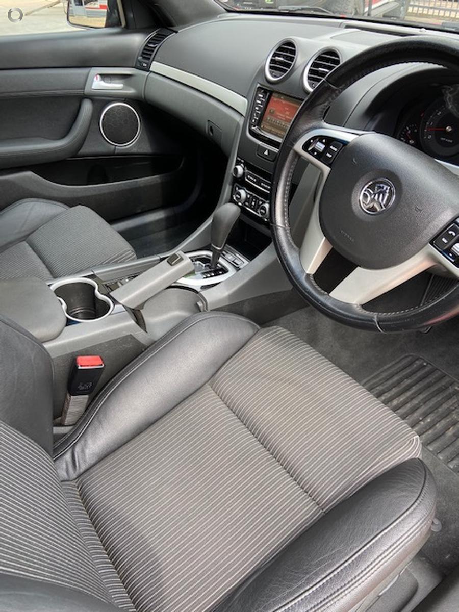 2013 Holden Ute SS Z Series VE Series II