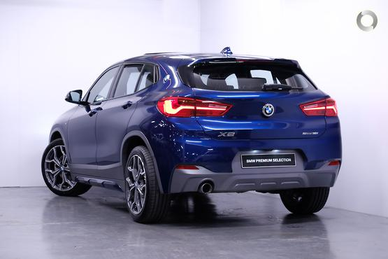 2018 BMW X 2 sDrive18i