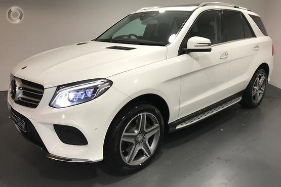 2015 Mercedes-Benz GLE 250 D