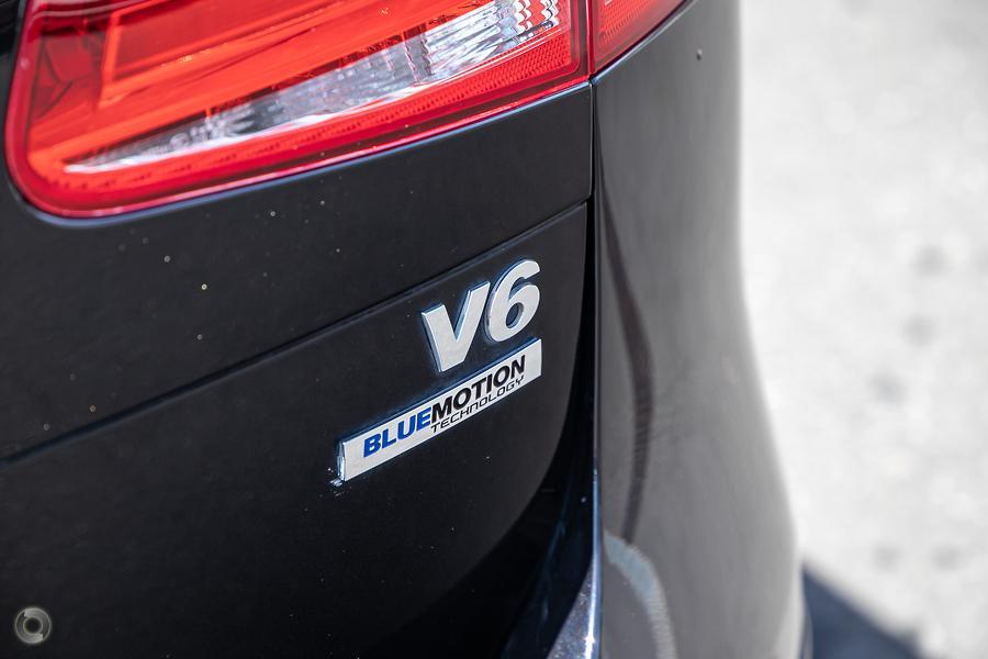 2011 Volkswagen Touareg V6 FSI