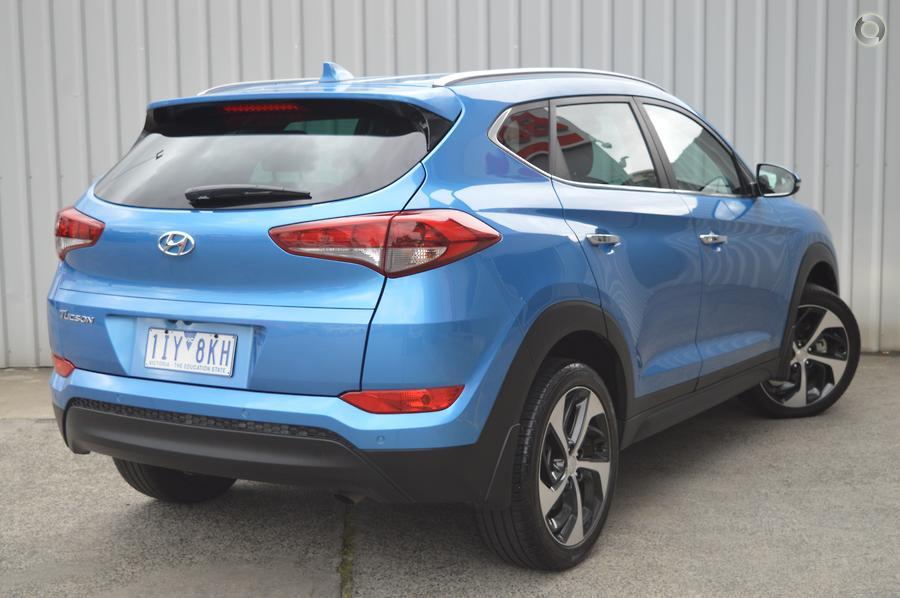 2017 Hyundai Tucson Elite TLe
