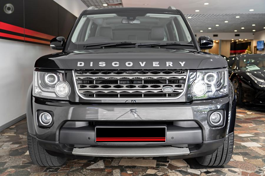2014 Land Rover Discovery SDV6 XXV Series 4