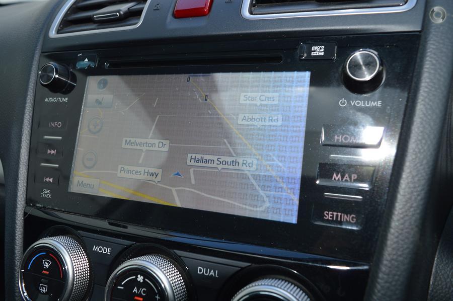2015 Subaru Forester XT Premium S4