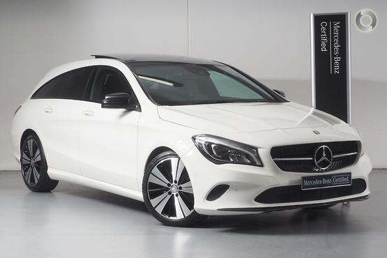 2016 Mercedes-Benz CLA 200