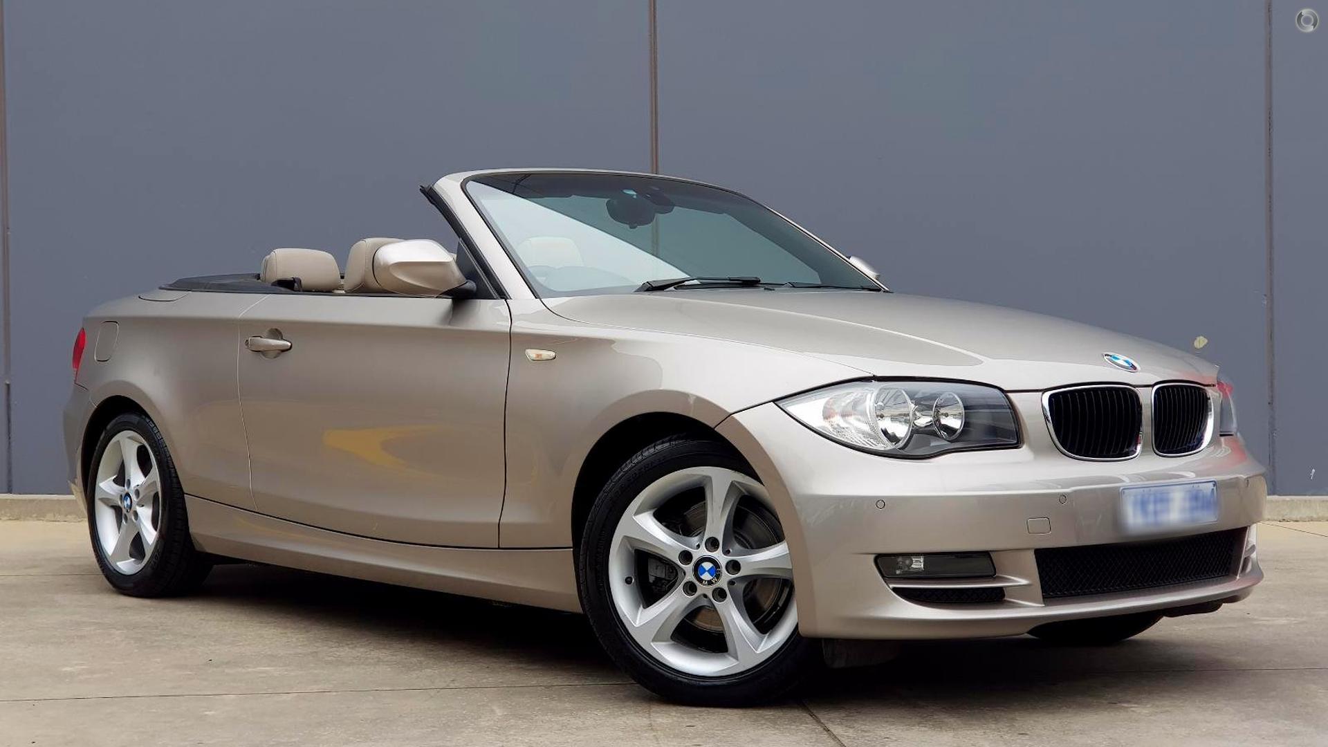 2010 BMW 120i  E88