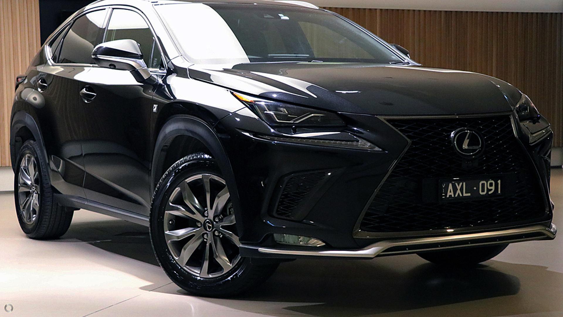 2018 Lexus Nx AGZ10R