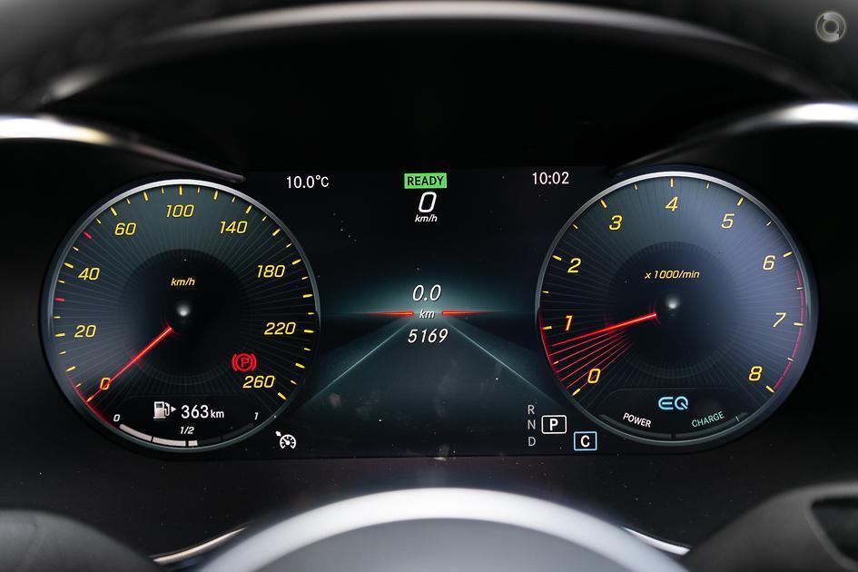 2019 Mercedes-Benz C-CLASS Sedan