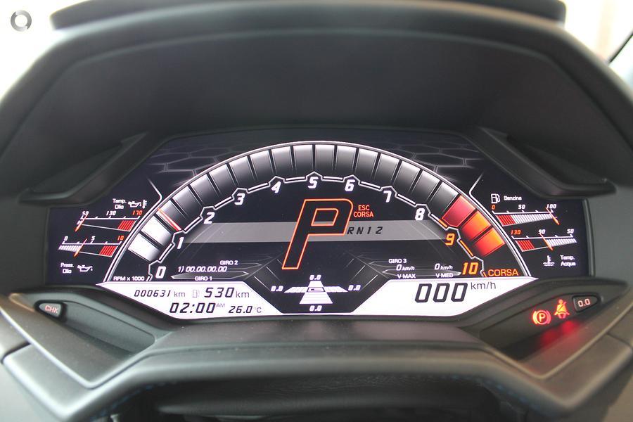 2019 Lamborghini Huracan EVO 724