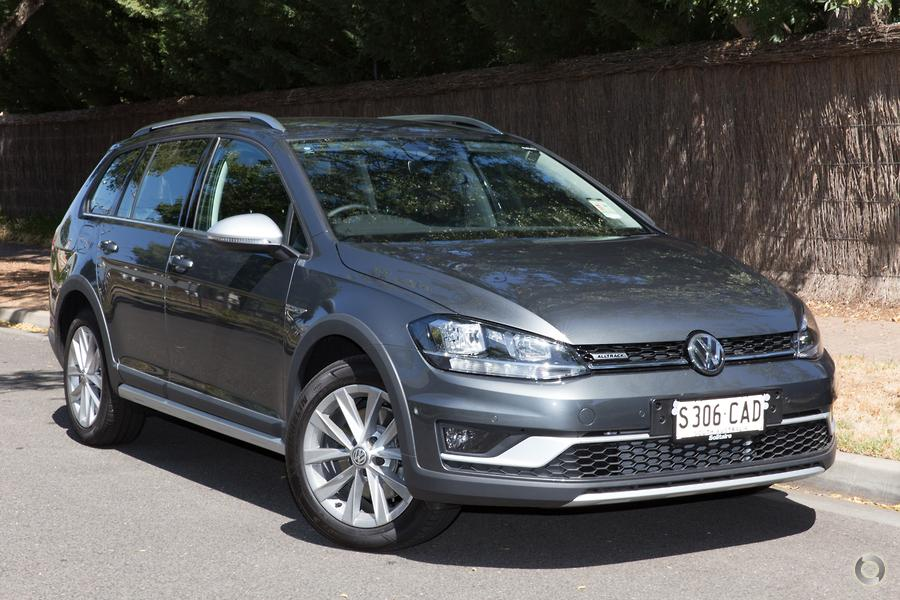 2019 Volkswagen Golf Alltrack 132TSI 7.5