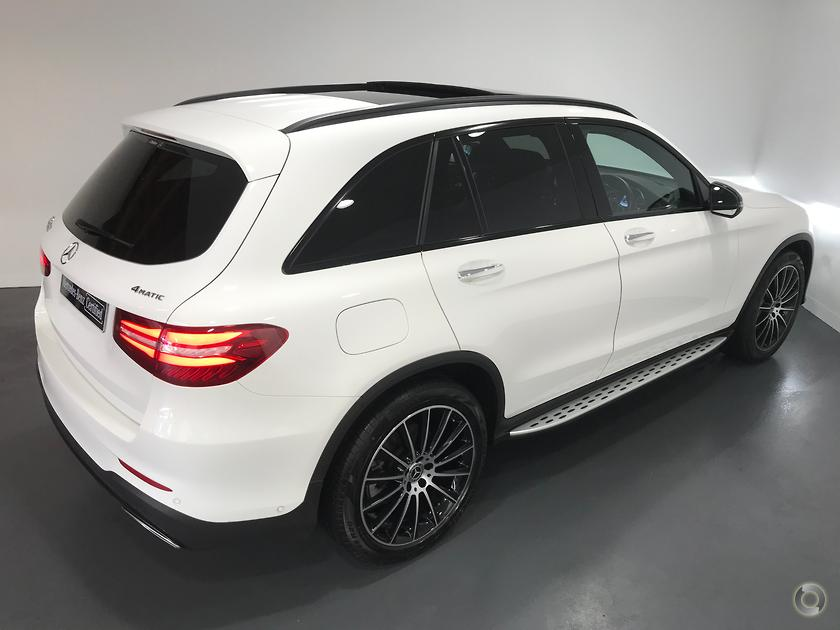 2019 Mercedes-Benz GLC 250 Wagon