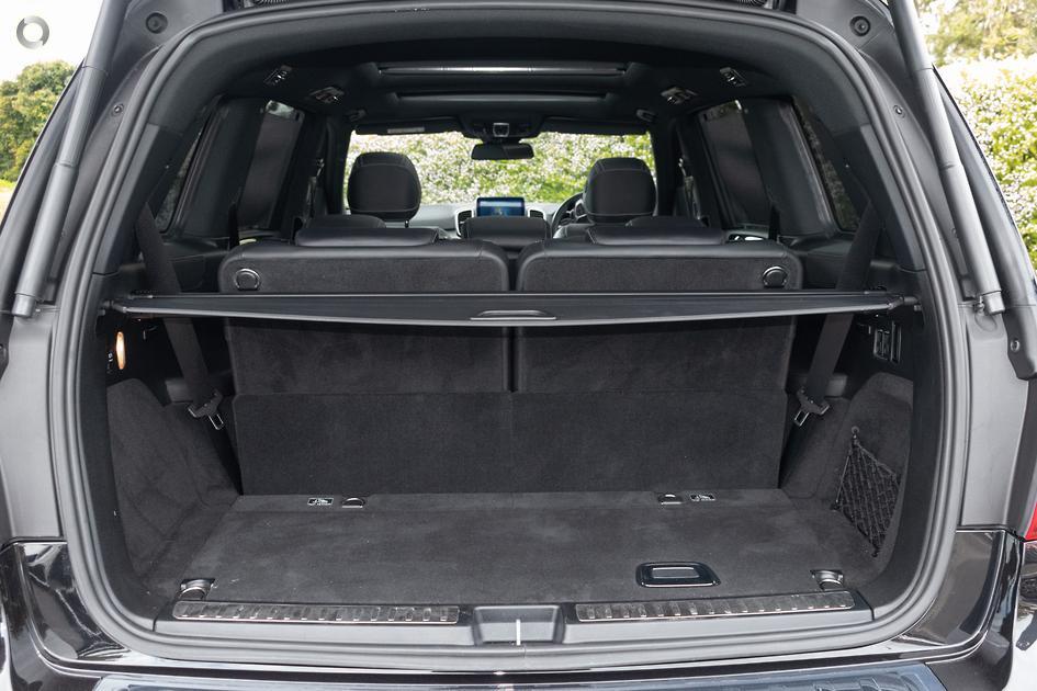 2016 Mercedes-Benz GLS-CLASS Wagon