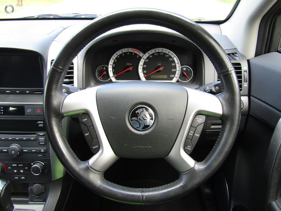 2009 Holden Captiva LX CG