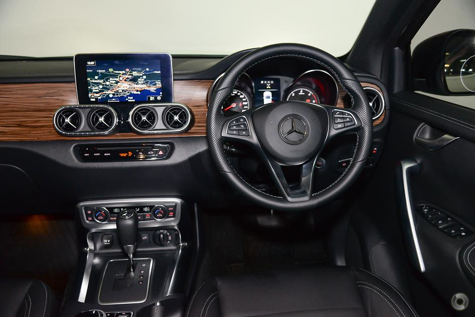 2019 Mercedes-Benz X 250 D POWER Utility