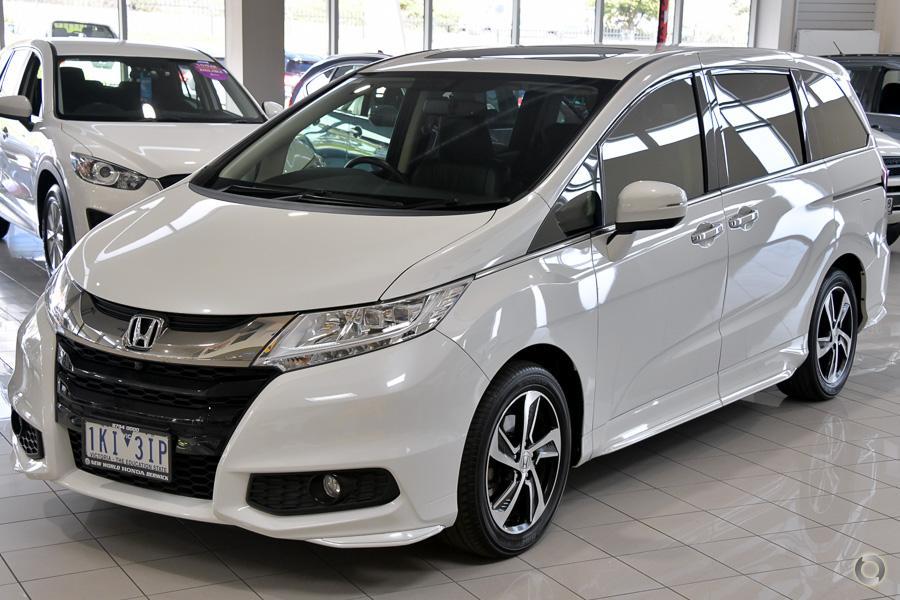 2017 Honda Odyssey VTi-L 5th Gen