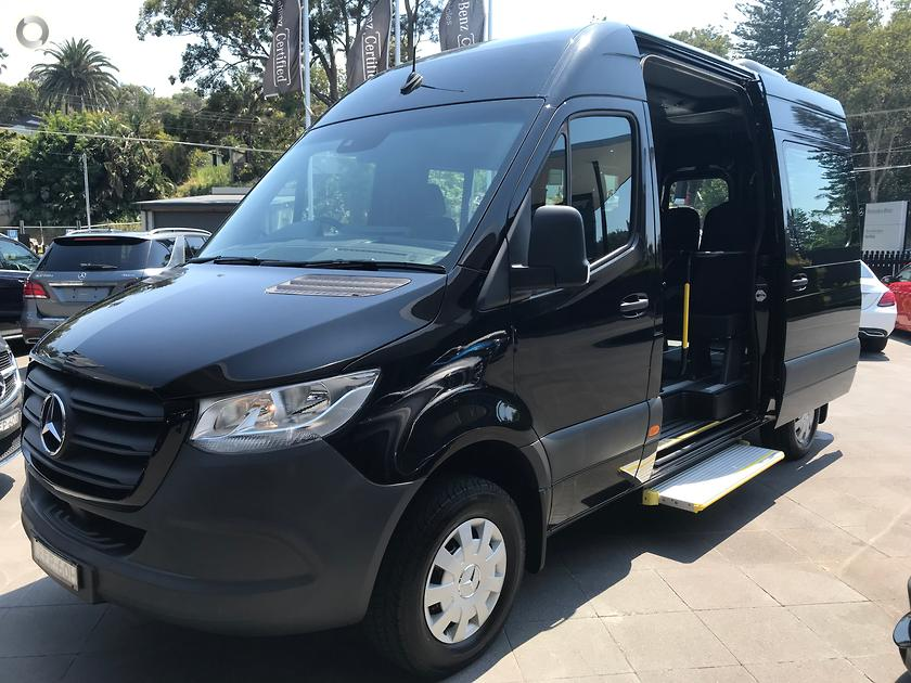 2019 Mercedes-Benz SPRINTER Bus