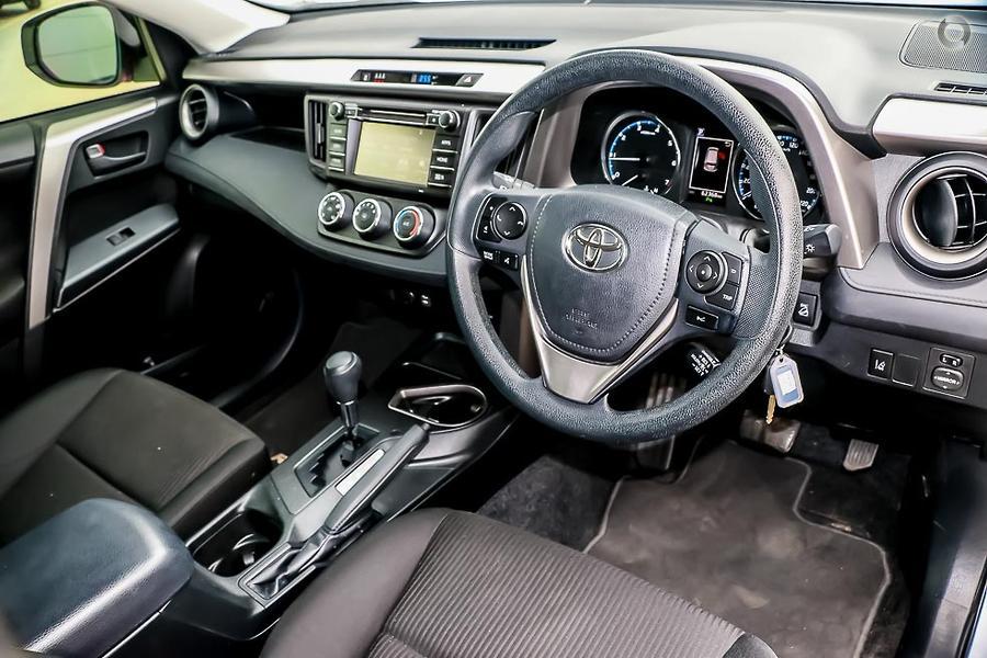 2017 Toyota Rav4 GX ALA49R