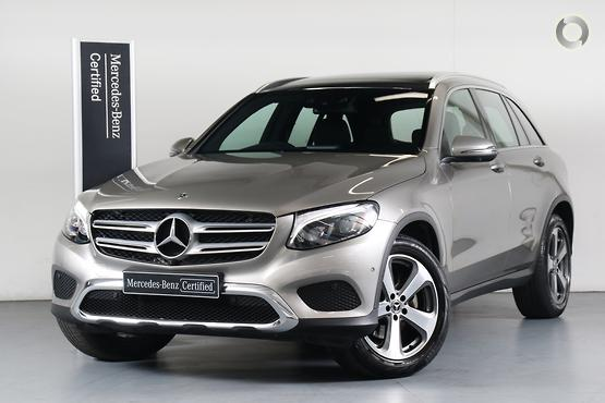 2019 Mercedes-Benz GLC 200
