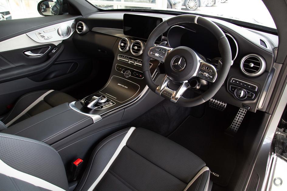 2019 Mercedes-Benz C 63 AMG S Coupé