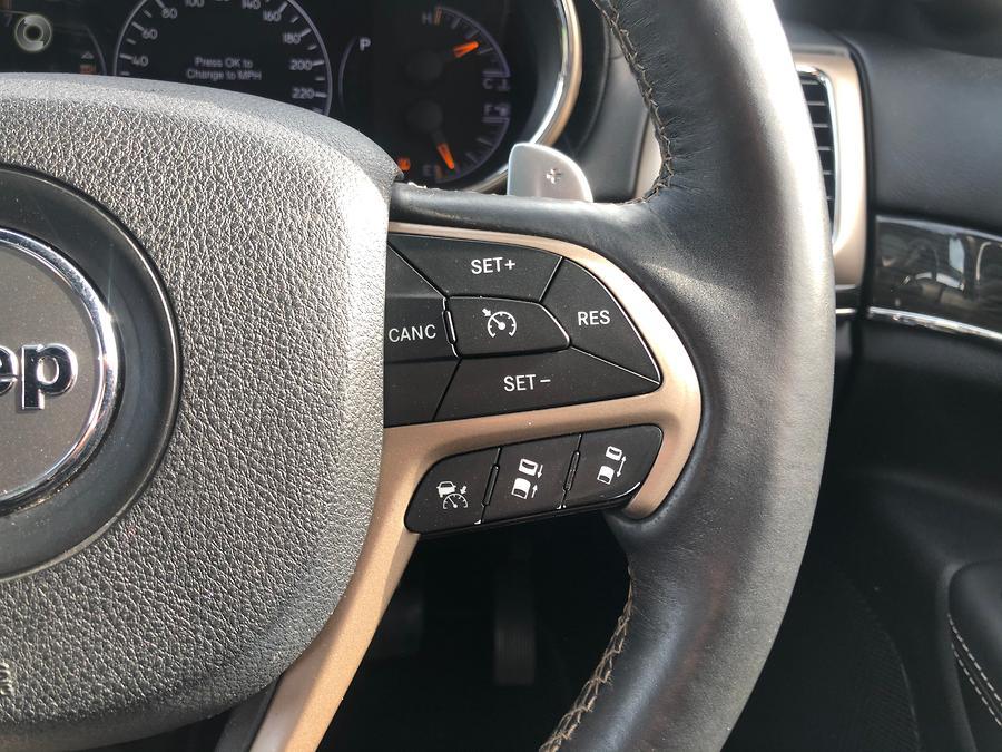 2015 Jeep Grand Cherokee Overland WK