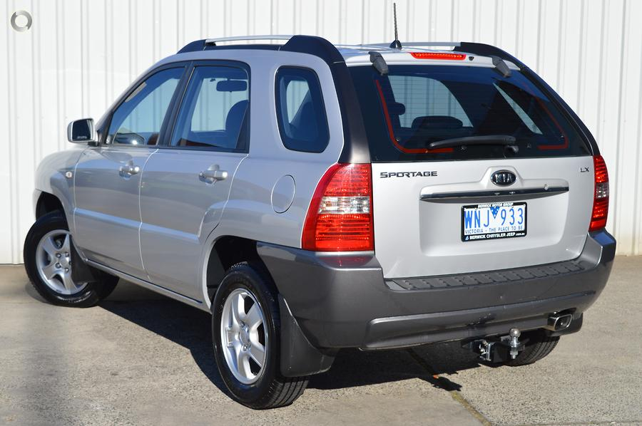 2007 Kia Sportage LX KM2