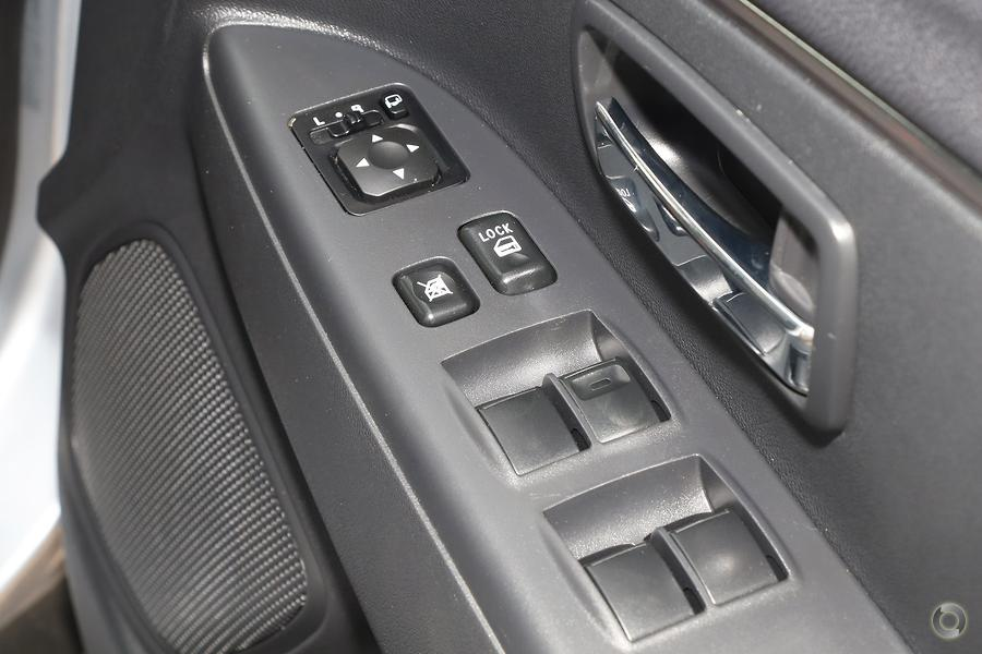 2017 Mitsubishi ASX LS ADAS XC
