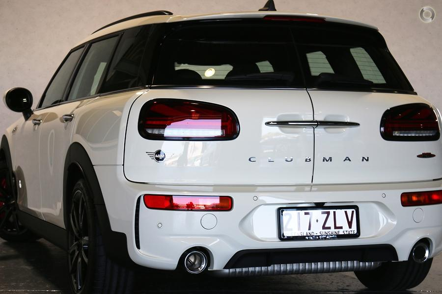 2019 MINI Clubman John Cooper Works Pure