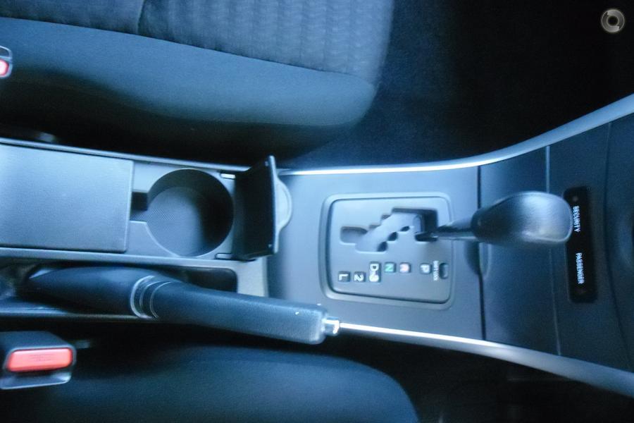 2013 Toyota Corolla Ascent ZRE152R