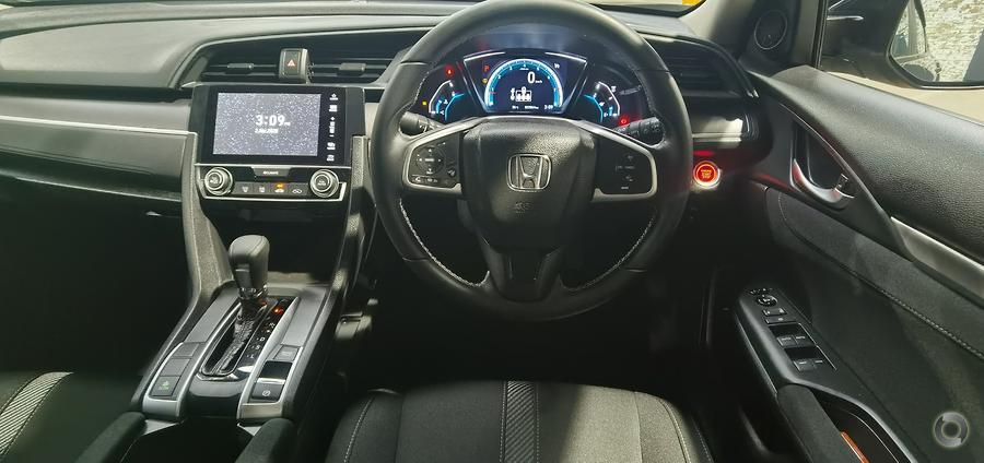2016 Honda Civic VTi-S 10th Gen