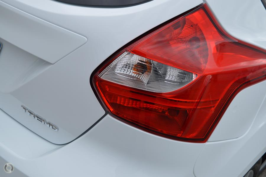 2012 Ford Focus Trend LW MKII