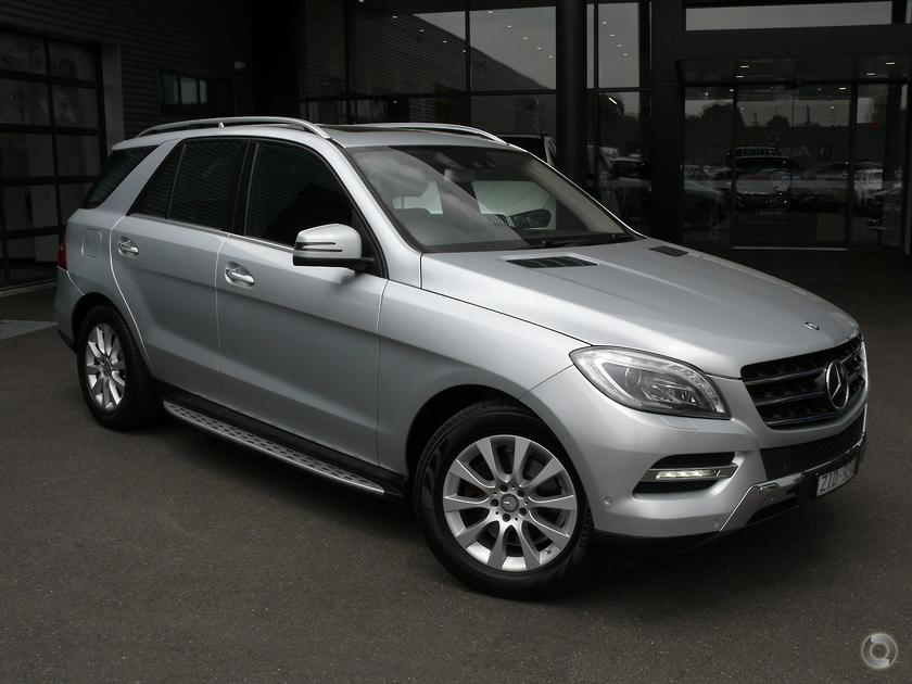 2012 Mercedes-Benz ML 350 BLUETEC Wagon