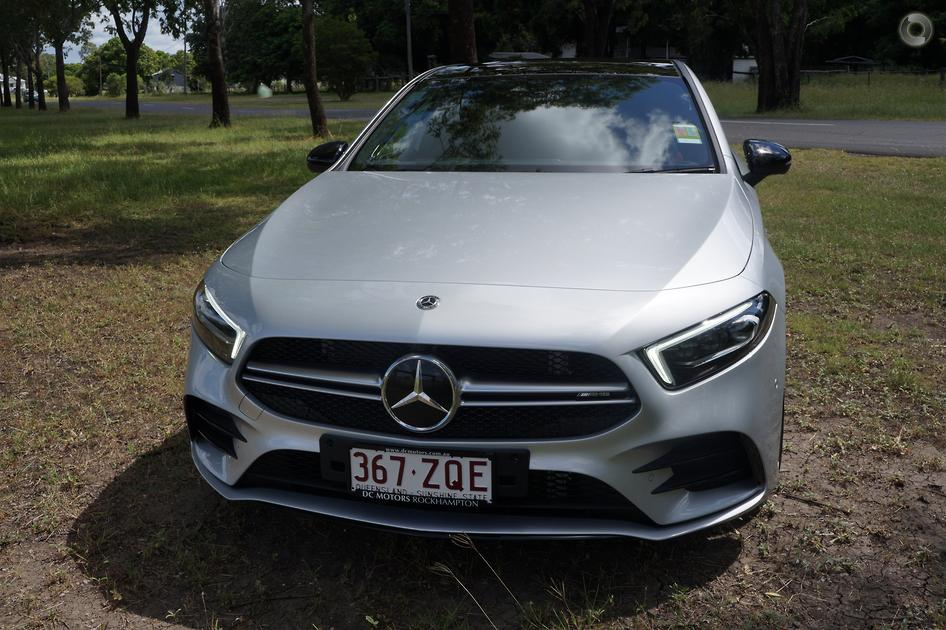 2020 Mercedes-Benz A 35 AMG Hatch