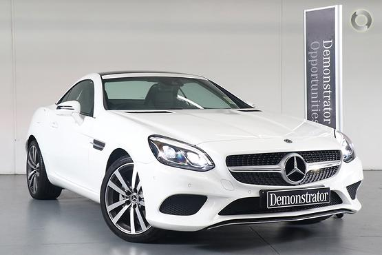 2018 Mercedes-Benz SLC 180