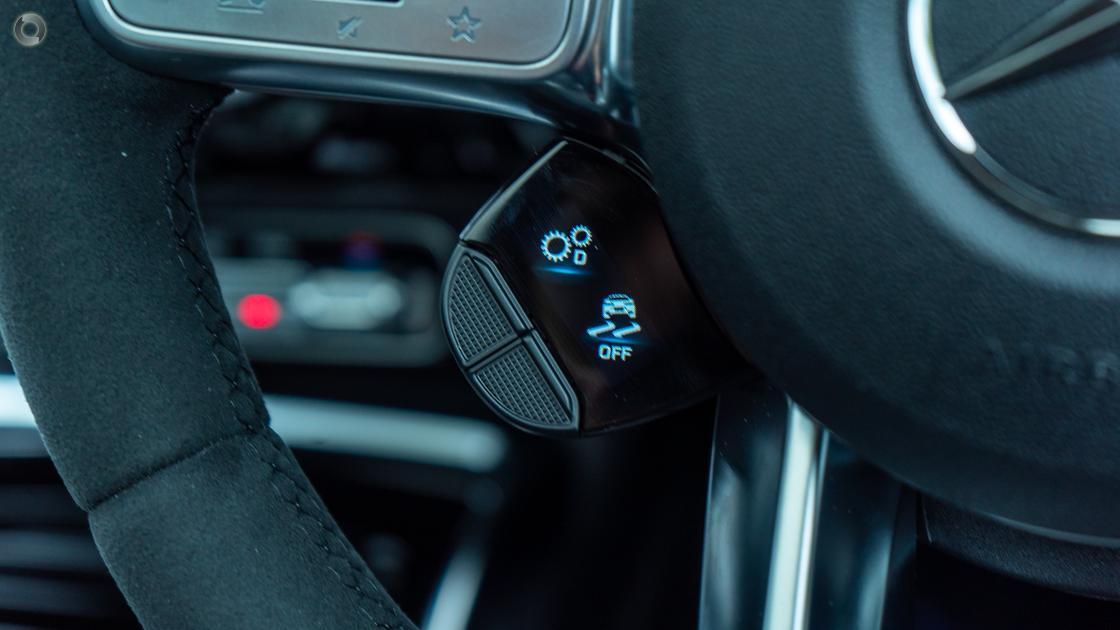 2019 Mercedes-Benz CLA 45 AMG S Coupé