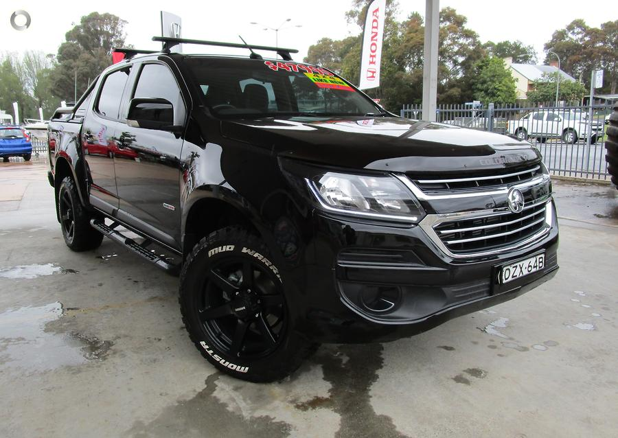 2019 Holden Colorado LS RG