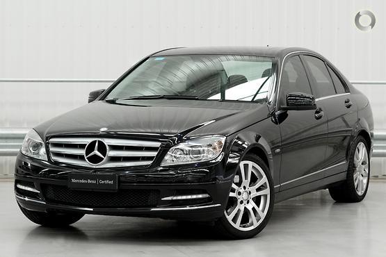 2010 Mercedes-Benz C 200 CGI CLASSIC