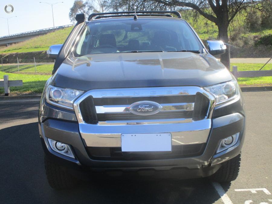 2016 Ford Ranger >> 2016 Ford Ranger Xlt Px Mkii Blood Toyota