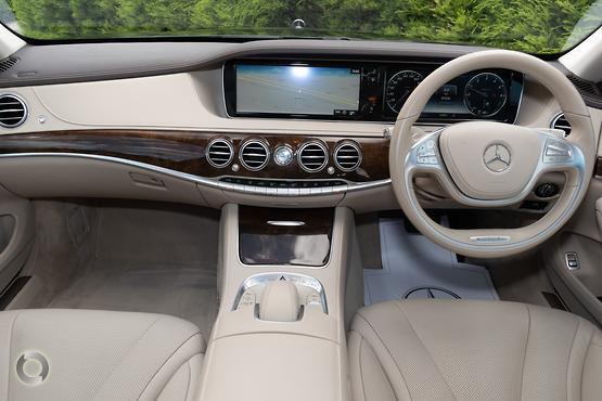 2014 Mercedes-Benz S 300 BLUETEC HYBRID