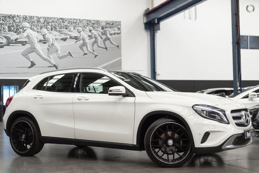 2014 Mercedes-Benz GLA200 CDI  X156