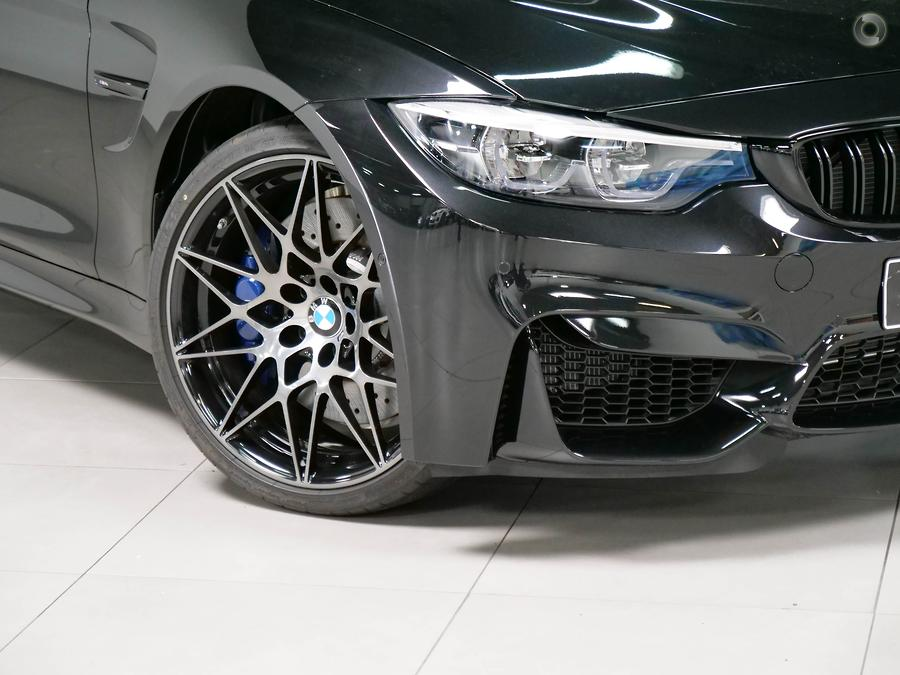 2020 BMW M4 Competition